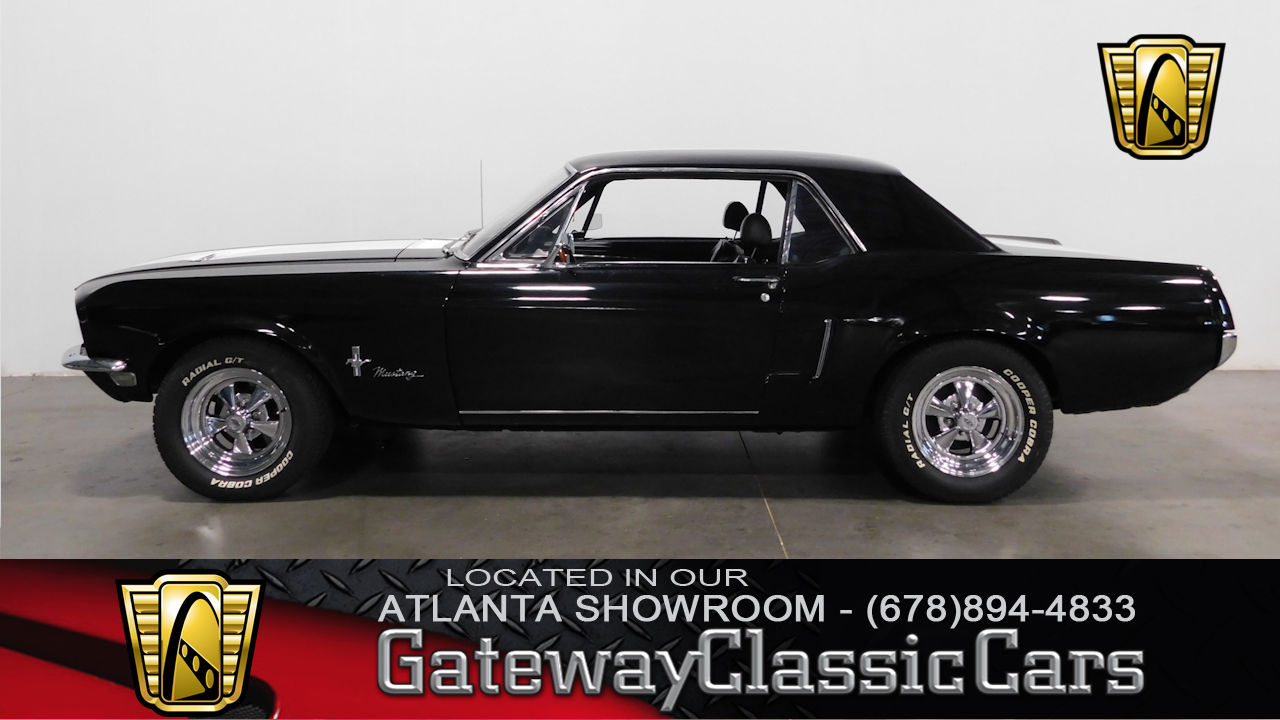 1968 Ford Mustang | Gateway Classic Cars | 533-ATL