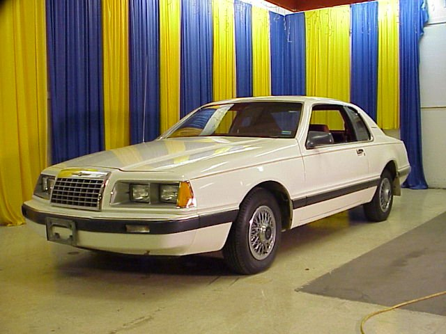 1983 Ford Thunderbird Gateway Classic Cars 1675 Stl