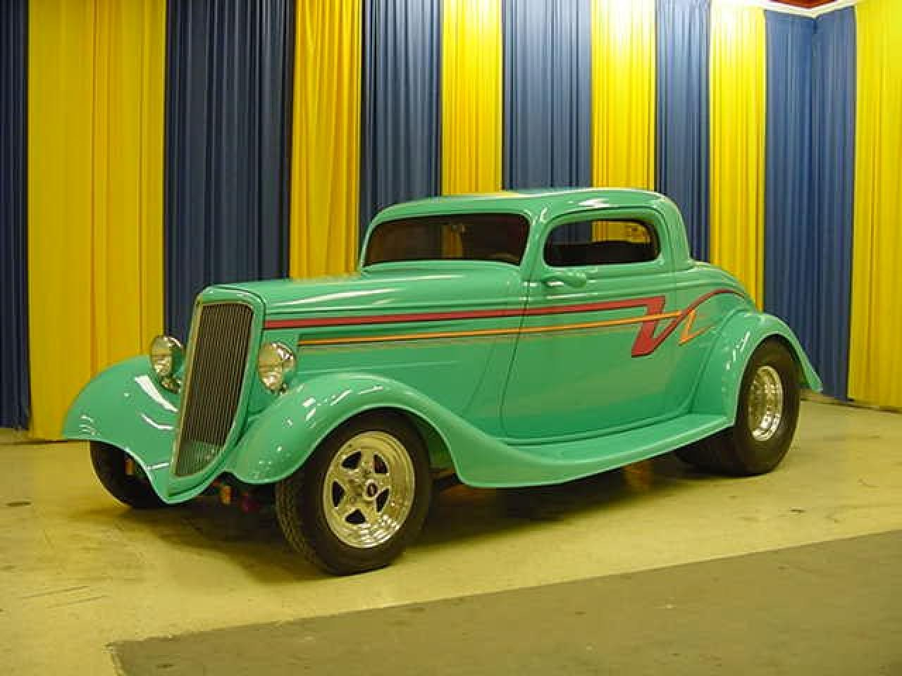 1934 ford 3 window coupe st louis missouri stl 1933 for 1934 3 window coupe