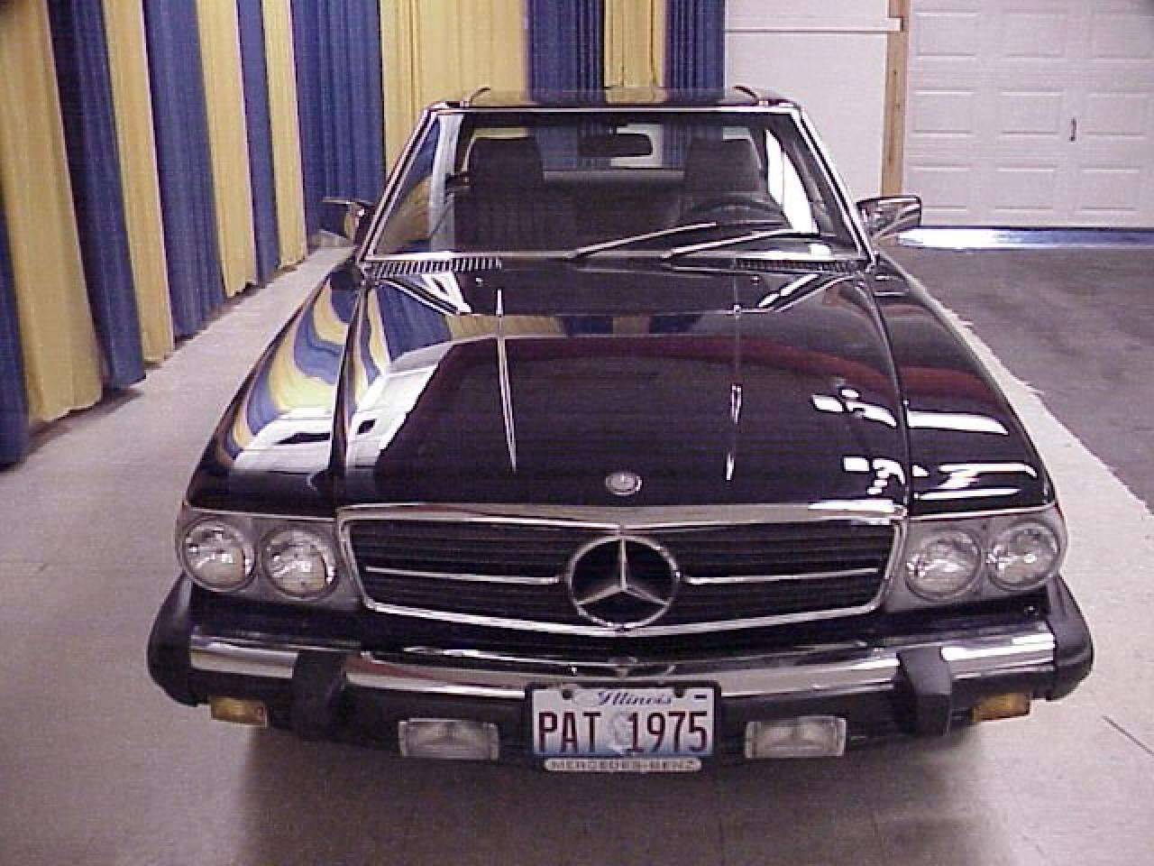1989 mercedes benz 560 sl st louis missouri stl 2590 for Plaza mercedes benz st louis