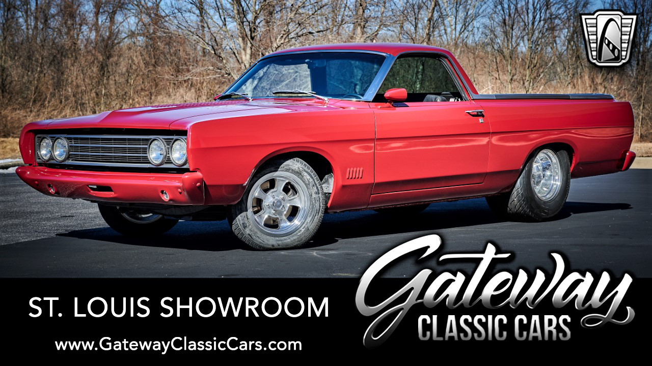 1969 Ford Ranchero Gt Specs Is Your Car Torino 428 Co Jet 22 Source Gateway Classic Cars 7859 Stl