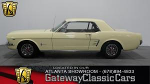 1966 Ford Mustang 116