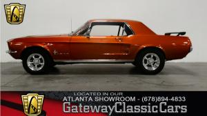 1967 Ford  - Stock 122 - Atlanta