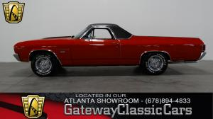 1970 ChevroletSS  - Stock 123 - Atlanta