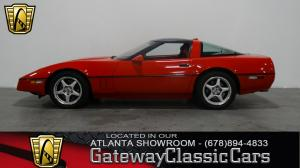 1990 ChevroletZR-1  - Stock 124 - Atlanta