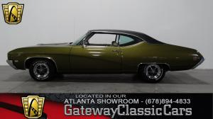 1969 Buick400  - Stock 137 - Atlanta