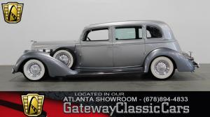 1936 Lincoln  - Stock 141 - Atlanta