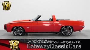 1969 ChevroletRoadster  - Stock 146 - Atlanta