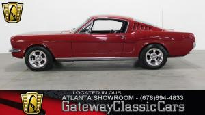 1965 FordFastback 2+2  - Stock 152 - Atlanta