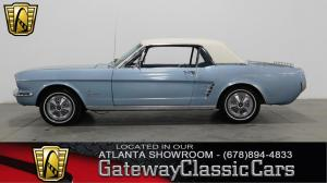 1966 Ford Mustang 161