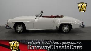 1963 Mercedes-Benz  - Stock 206 - Atlanta
