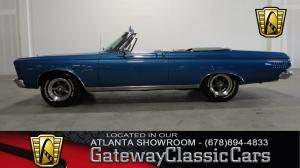 1965 Plymouth  - Stock 223 - Atlanta