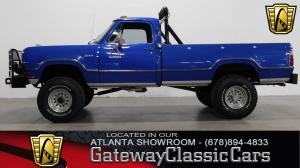 1973 Dodge Power Wagon