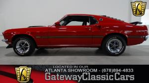 1969 FordMach 1  - Stock 28 - Atlanta