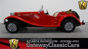 1952 MGReplica  - Stock 39 - Atlanta