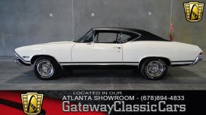 1968 ChevroletSS  - Stock 4 - Atlanta
