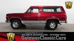 1980 GMC Jimmy