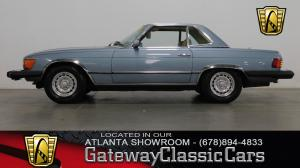 1979 Mercedes-Benz 450SL