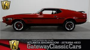 1972 FordMach I  - Stock 67 - Atlanta
