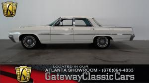 1963 Oldsmobile<br/>Dynamic 88