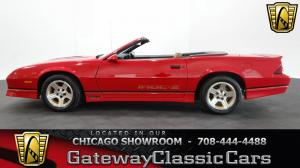 1988 ChevroletIROC Z  - Stock 1012 - Chicago