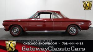 1963 Chevrolet<br/>Corvair