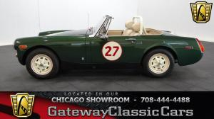 1974 MG  - Stock 1027 - Chicago