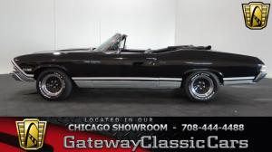 1968 ChevroletSS  - Stock 1034 - Chicago