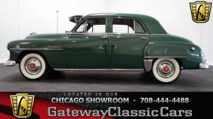 1952 Plymouth<br/>Cranbrook
