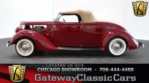 1936 Ford  - Stock 1062 - Chicago