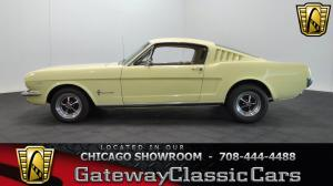 1966 FordFastback 2+2 - Stock 1074 - Chicago