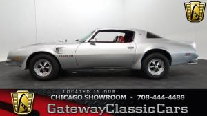 1976 PontiacTrans Am  - Stock 1088 - Chicago