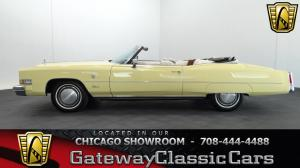 1974 Cadillac  - Stock 1089 - Chicago