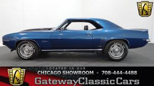 1969 ChevroletZ28  - Stock 1095 - Chicago