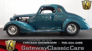 1936 Chevrolet 5 Window Coupe