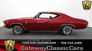 1969 ChevroletSS Tribute - Stock 1104 - Chicago