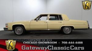 1987 Cadillac  - Stock 1123 - Chicago