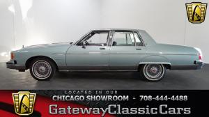 1981 PontiacBrougham  - Stock 1148 - Chicago