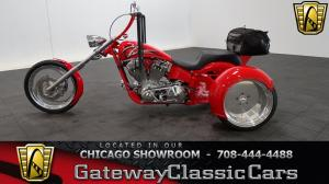 2009 Chopper Unlimited Trike