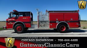 1989 Ford Fire Truck