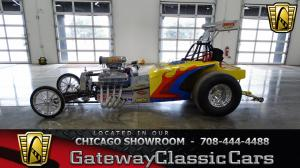 1971 Altered Dragster