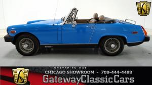 1979 MG  - Stock 696 - Chicago, IL