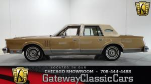 1982 LincolnMark VI  - Stock 702 - Chicago, IL
