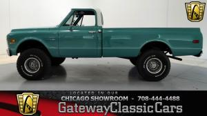 1971 ChevroletCustom 4x4  - Stock 708 - Chicago