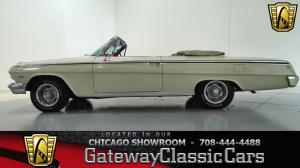 1962 Chevrolet Convertible - Stock 749 - Chicago