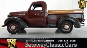 1939 ChevroletPickup  - Stock 762 - Chicago