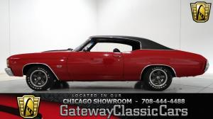 1971 ChevroletSS  - Stock 777 - Chicago