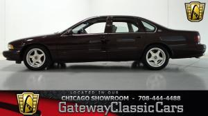 1995 ChevroletSS  - Stock 792 - Chicago