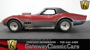1969 ChevroletRoadster  - Stock 820 - Chicago