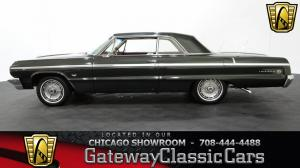1964 ChevroletSS  - Stock 833 - Chicago
